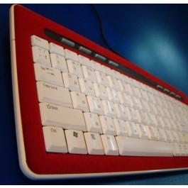 Флокирование клавиатуры