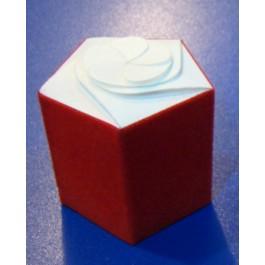 Коробка из полипропилена флокированная