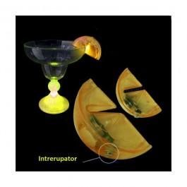 Светодиодный лимон