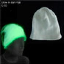 Свечение в темной шапочке