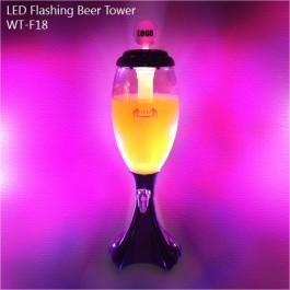 Светящаяся пивная башня