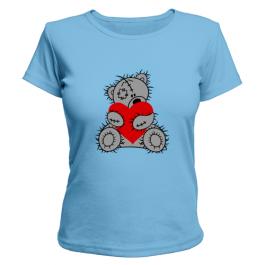 Женская футболка Teddy