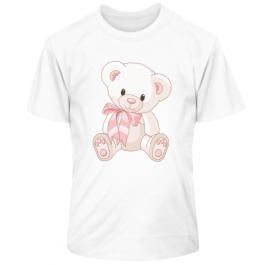 Детская футболка Мой любимый мишка тедди