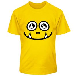 Детская футболка Добрый монстрик