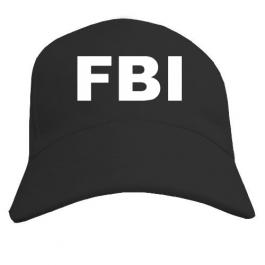 Бейсболка FBI (2)