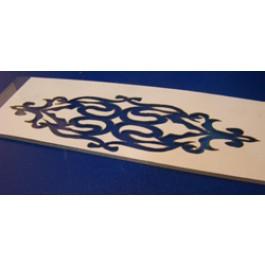 Изготовление шаблонов для пескоструйной обработки