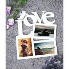 Фоторамка на стену LOVE